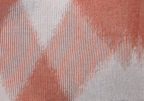 Motion blanket, recto detail
