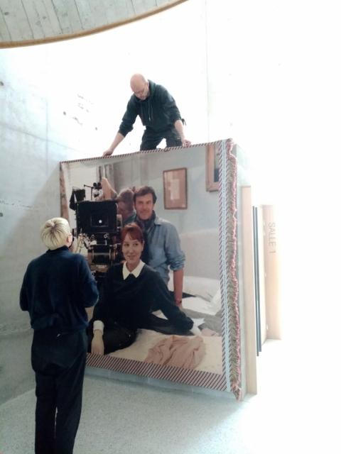 collaborators: Epigone and Flore Fockedey with Anaïs Demoustier and François Ozon